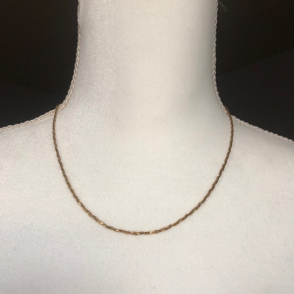 Chic Gold Chain Necklace